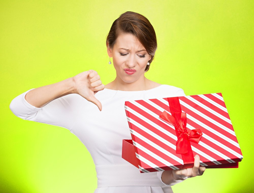 hasseman marketing gift mistake
