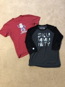 buidling brand with amazing shirts from commonsku
