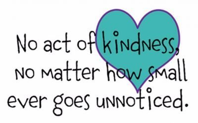 3 Posts About The Power of Kindness