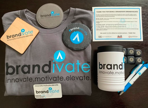 brandivate company launch