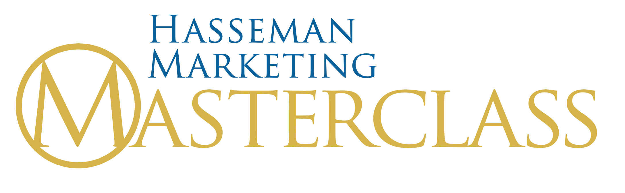 hasseman marketing masterclass